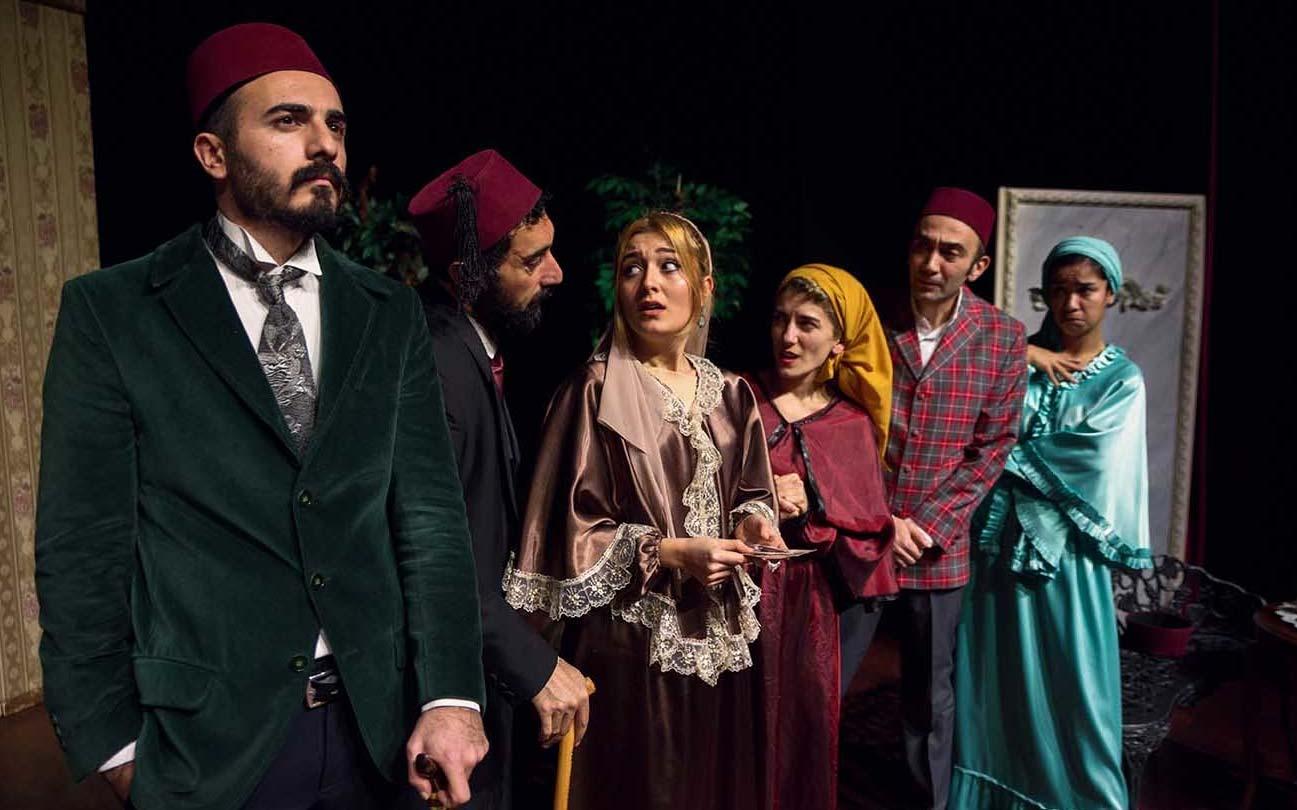 tiyatro kulübü tiyatral