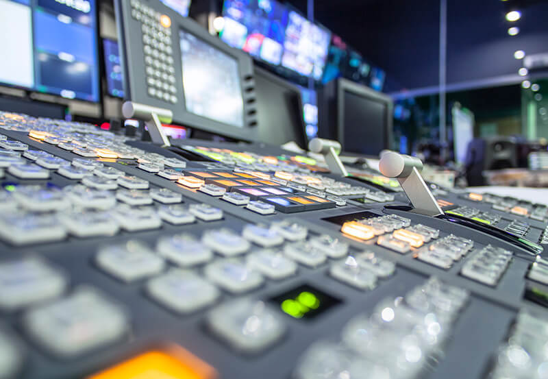 Radio and Television Programming (Evening Education)