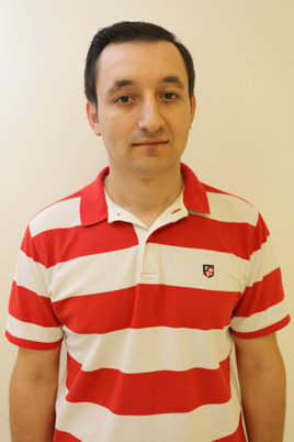 Dr. Öğr. Üyesi Süleyman KAHRAMAN