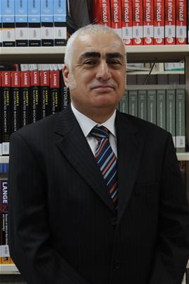 Dr. Öğr. Üyesi Mustafa Süheyl POZANTI