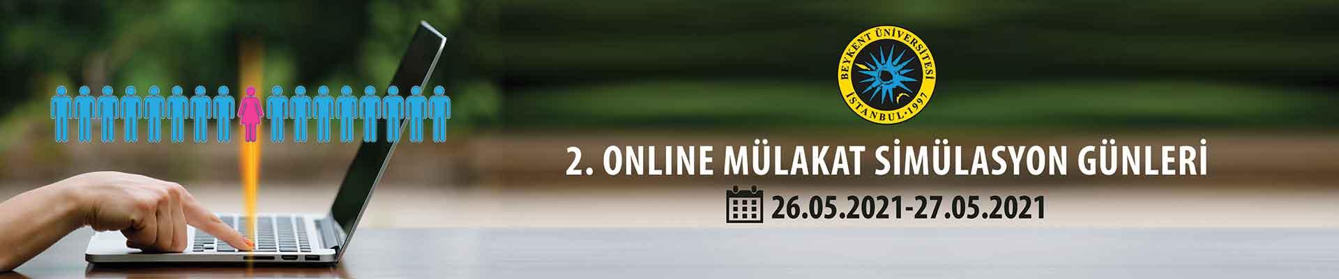 2. Online Mülakat Simülasyon Günleri