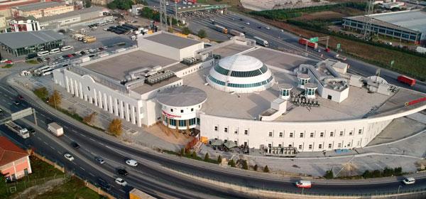 Büyükçekmece Yerleşkesi - Yeni Bina