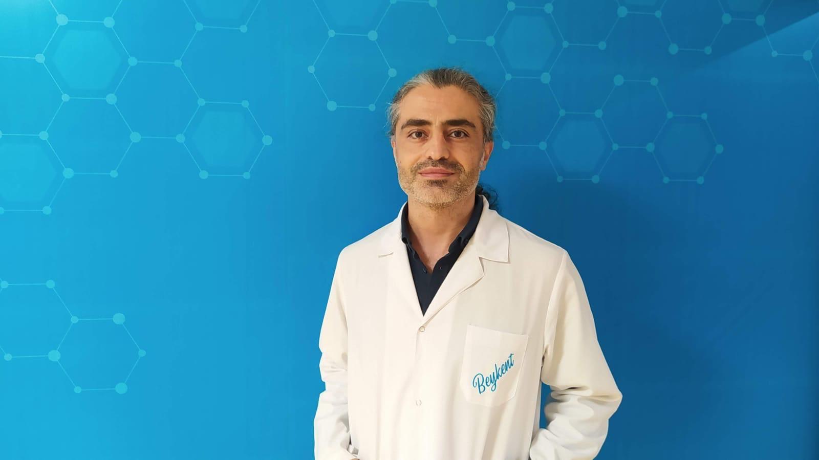 Dr. Öğr. Üyesi Ali DAYİ