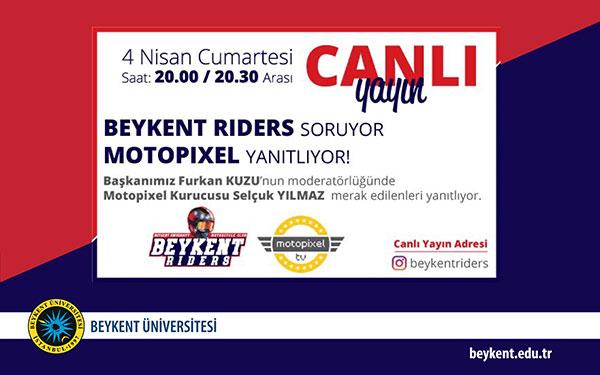 beykent-riders