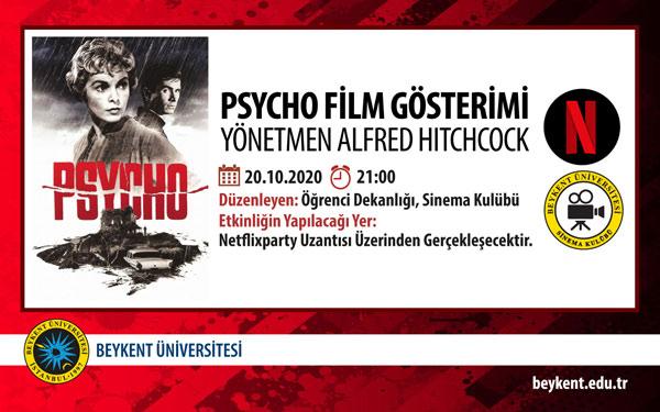 psycho-film-gosterimi