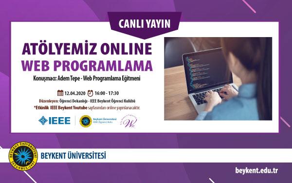 web-programlama