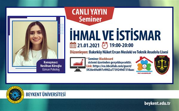 Bakırköy Nüket Ercan Mesleki ve Teknik Anadolu Lisesi