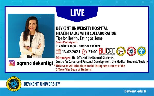 Beykent University Hospital Health Talks With Collaboration