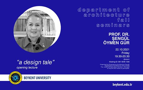 department-of-architecture-fall-seminars-a-design-tale