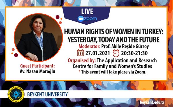 Human Rights of Women In Turkey: Yesterday, Today and the Future