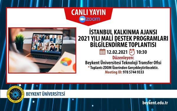istanbul-kalkinma-ajansi-2021-yili-mali-destek-programlari-bilgilendirme-toplantisi