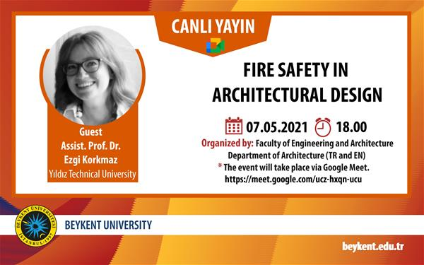 Fire Safety In Architectural Design
