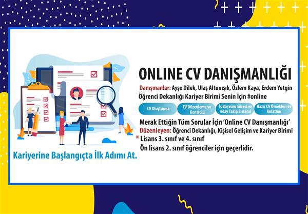 online-cv-danismanligi