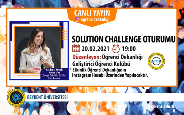 solution-challenge-oturumu