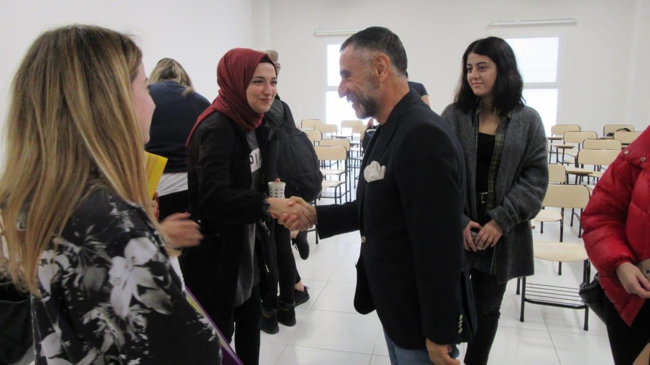 Aşkın Konferansı Beykent Üniversitesi Büyükçekmece Yerleşkesi Yeni Binada Gerçekleşti 2