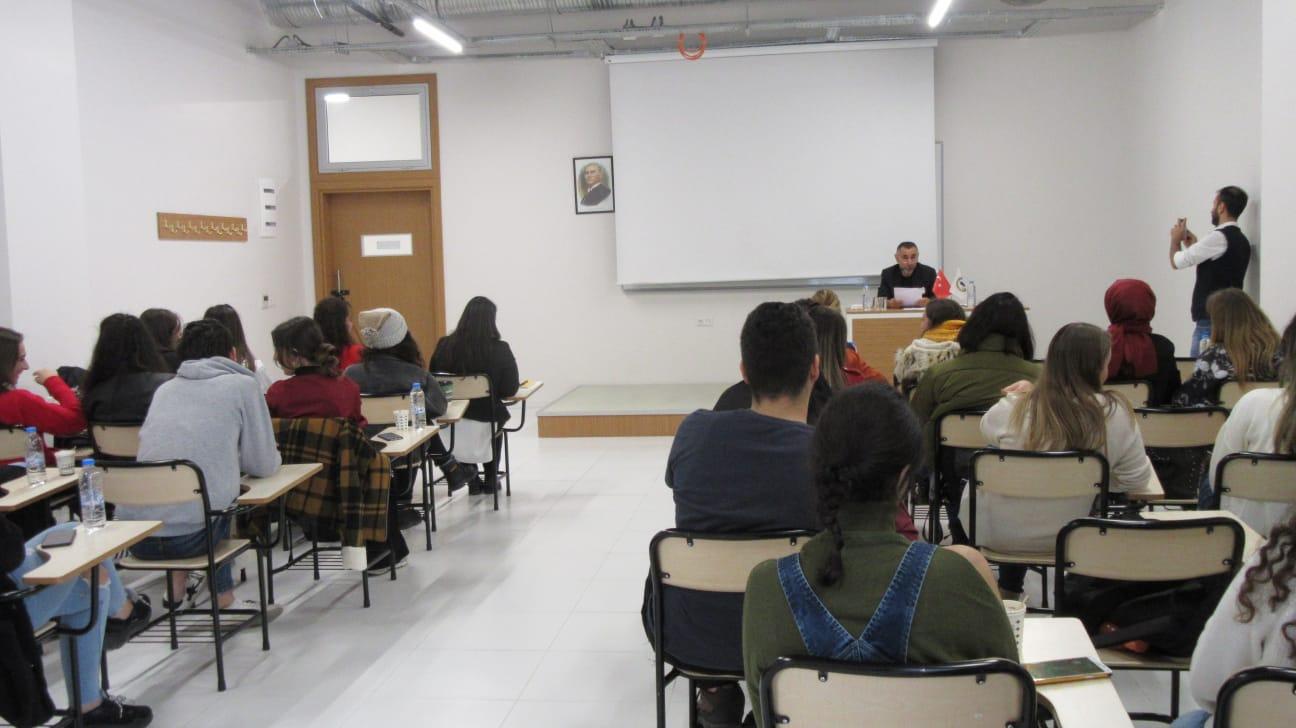 Aşkın Konferansı Beykent Üniversitesi Büyükçekmece Yerleşkesi Yeni Binada Gerçekleşti 4