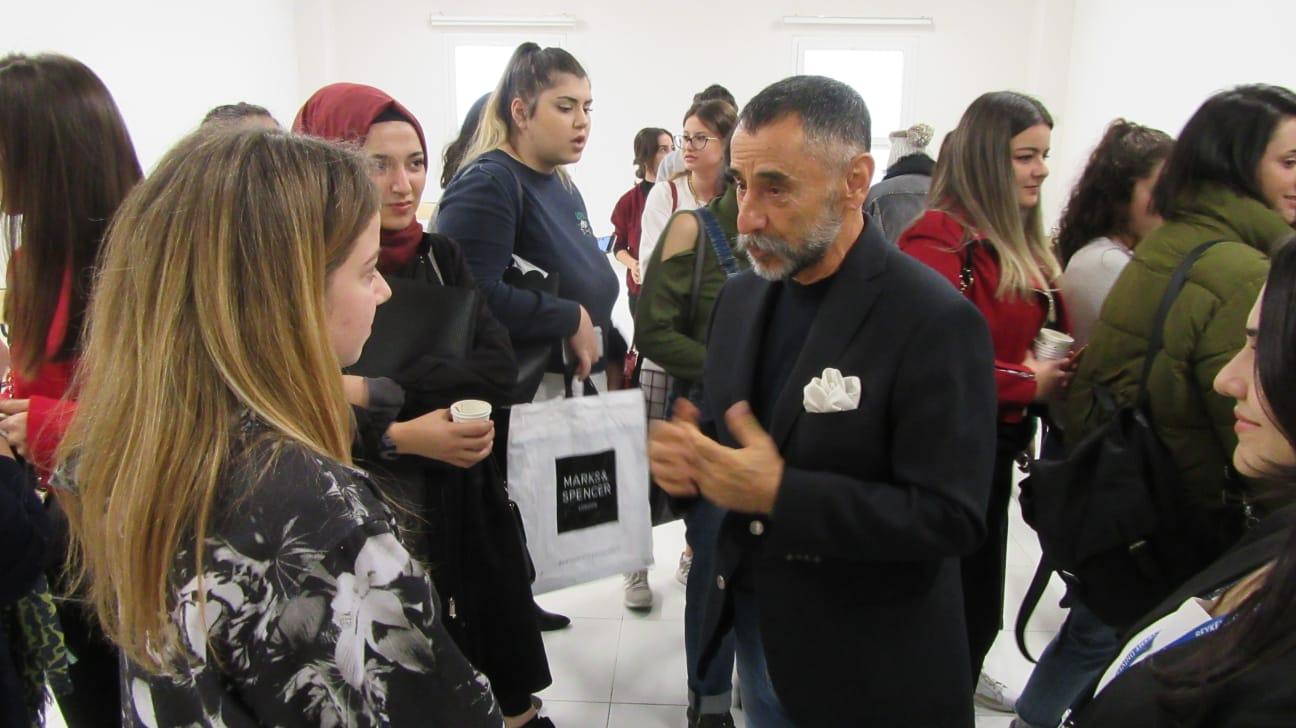 Aşkın Konferansı Beykent Üniversitesi Büyükçekmece Yerleşkesi Yeni Binada Gerçekleşti 5