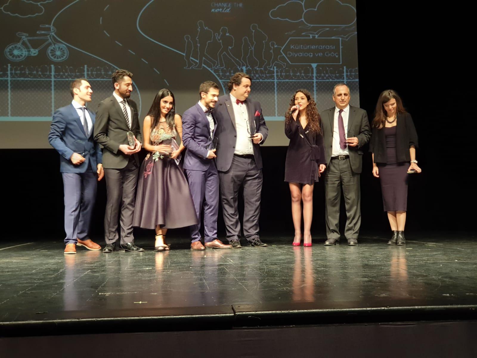 13. JCI İstanbul Crossroads Uluslararası Kısa Film Festivali Caddebostan Kültür Merkezinde Gerçekleştirildi 4