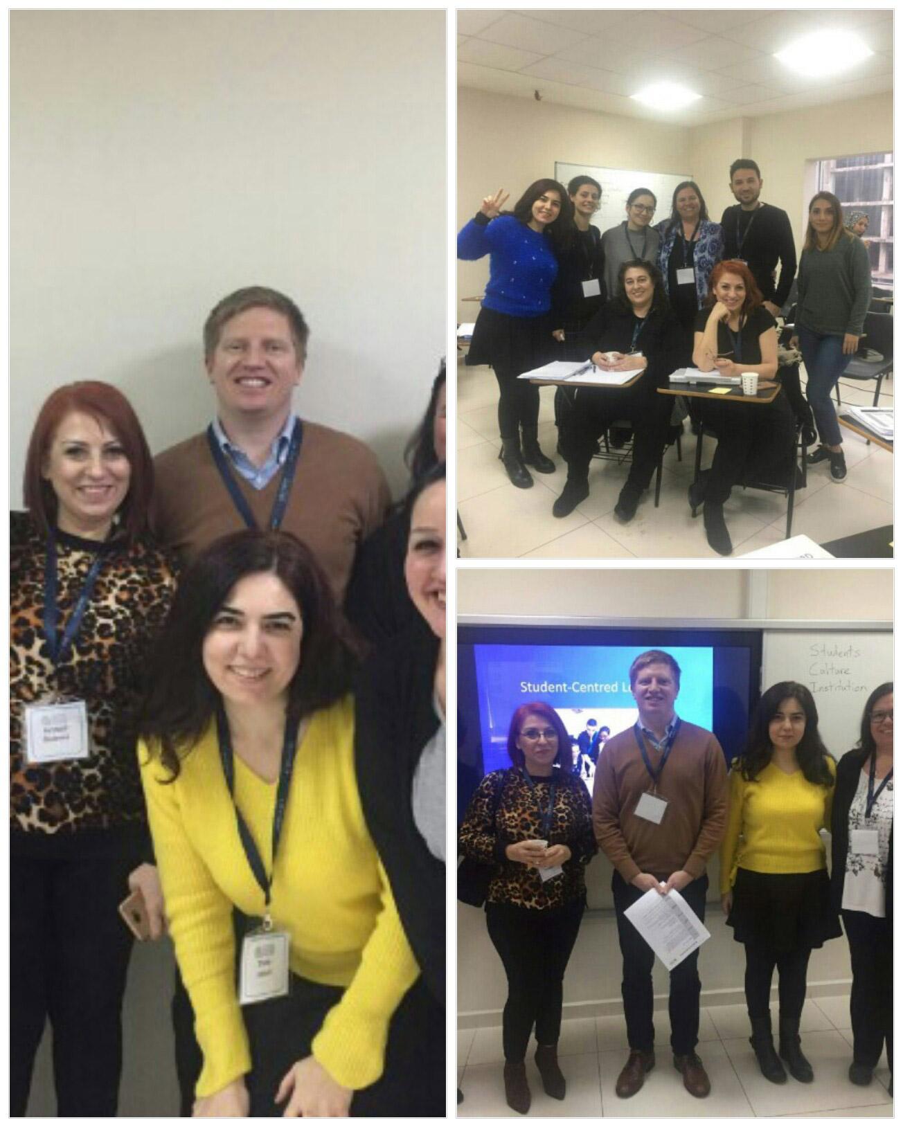 Beykent Üniversitesi ve Oxford Üniversitesi İşbirliği ile Düzenlenen Oxford Teachers' Academy Sertifikasyon Programı Gerçekleştirildi 2