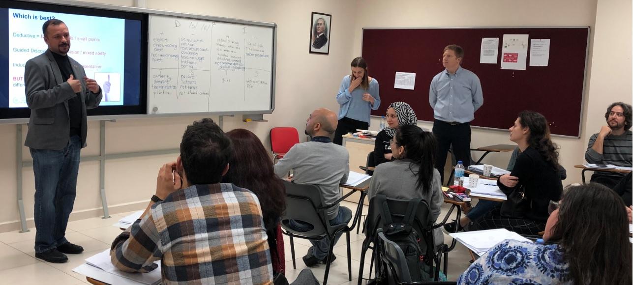 Beykent Üniversitesi ve Oxford Üniversitesi İşbirliği ile Düzenlenen Oxford Teachers' Academy Sertifikasyon Programı Gerçekleştirildi 5
