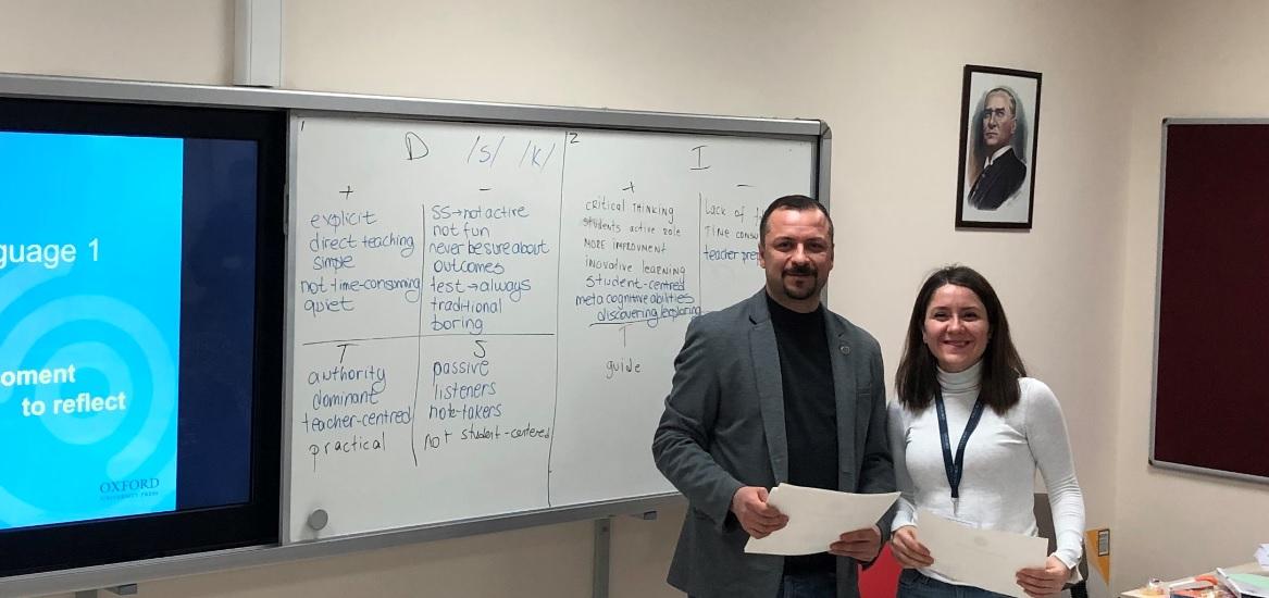 Beykent Üniversitesi ve Oxford Üniversitesi İşbirliği ile Düzenlenen Oxford Teachers' Academy Sertifikasyon Programı Gerçekleştirildi 7