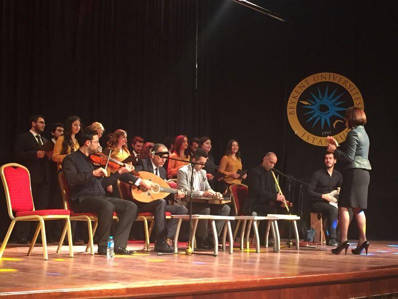 Üniversitemiz Türk Müziği Korosu Yıl Sonu Konseri Büyük Bir Coşku ile Gerçekleştirildi