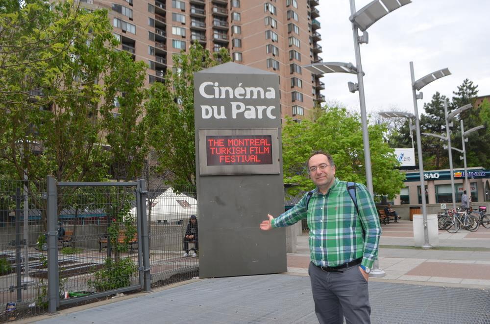Doç. Dr. Cenk Demirkıran, Filmiyle Beykent Üniversitesi'ni Montréal'de Temsil Etti 2