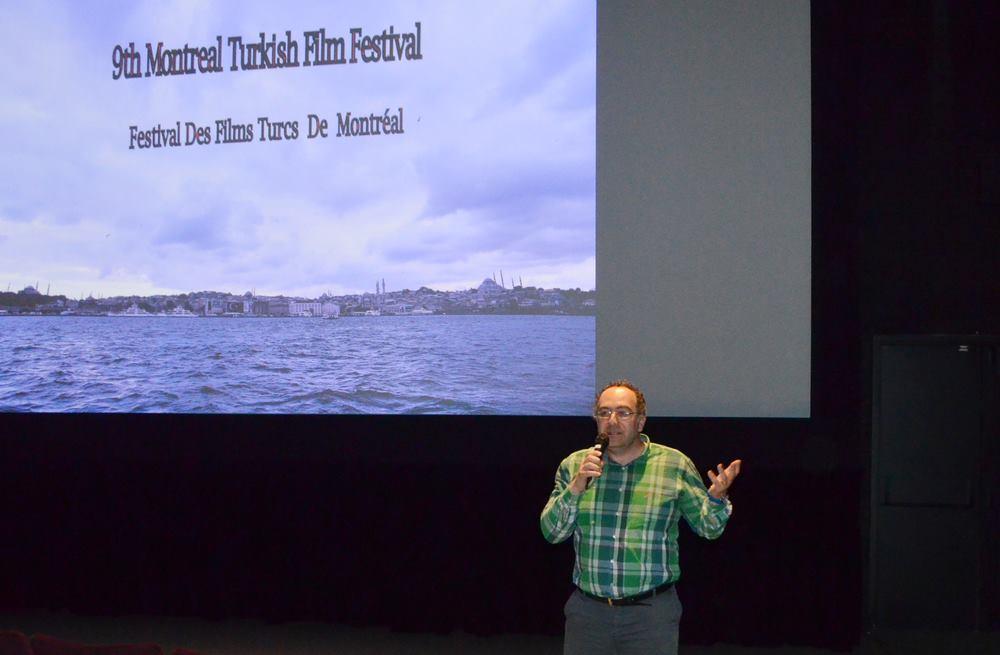 Doç. Dr. Cenk Demirkıran, Filmiyle Beykent Üniversitesi'ni Montréal'de Temsil Etti 3