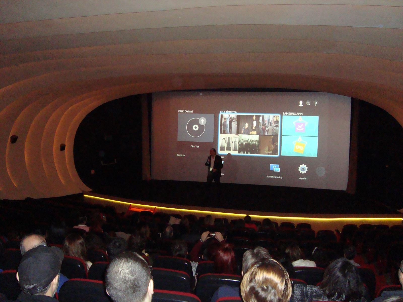 Doç. Dr. Erkut Altındağ'ın 2. Uzun Metrajlı Amatör Filmi 'Gizem Birimi'nin Galası Gerçekleştirildi 1