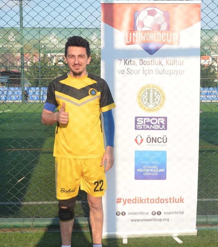 Uluslararası Futbol Turnuvasında İlk Galibiyet (1)