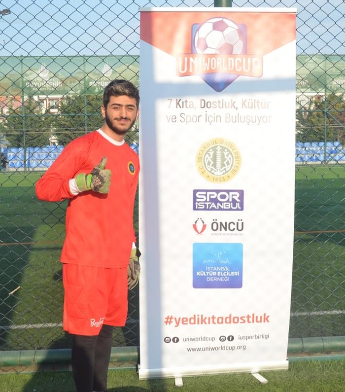 Uluslararası Futbol Turnuvasında İlk Galibiyet (3)