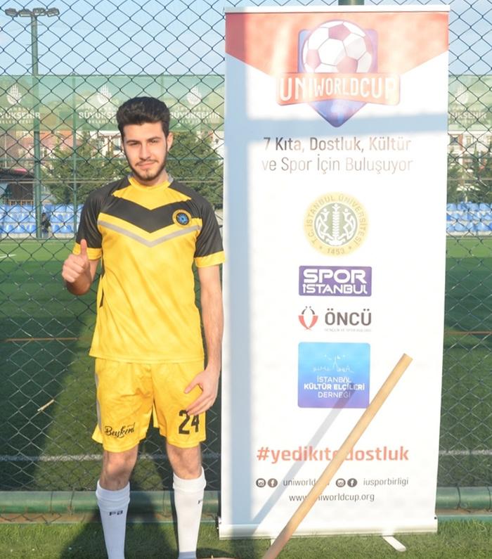Uluslararası Futbol Turnuvasında İlk Galibiyet (4)