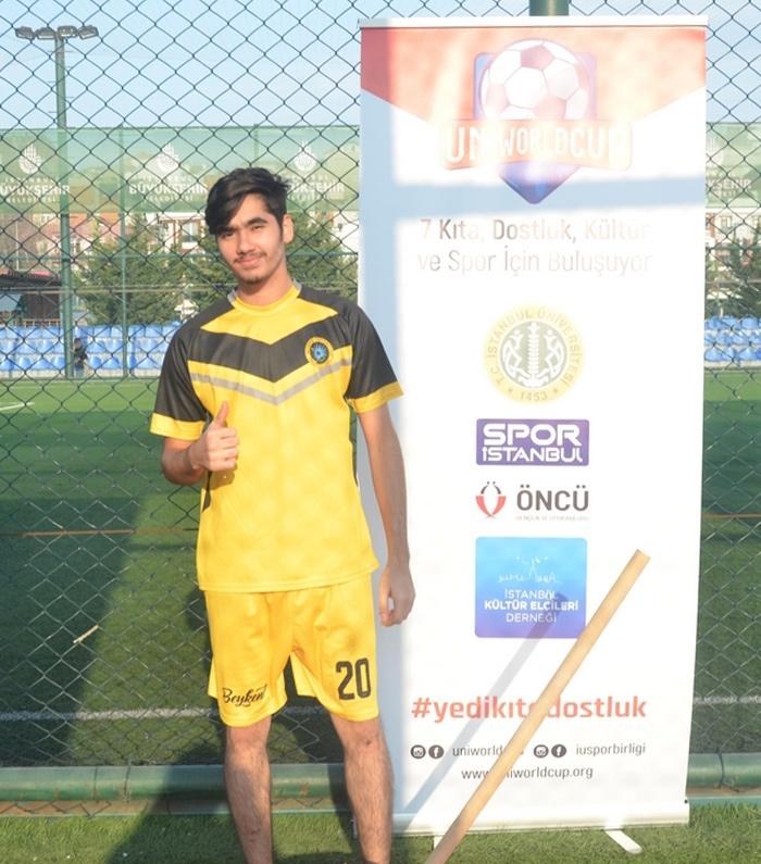 Uluslararası Futbol Turnuvasında İlk Galibiyet (5)