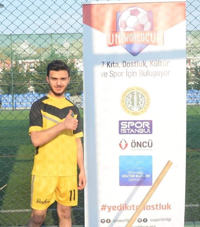 Uluslararası Futbol Turnuvasında İlk Galibiyet (6)