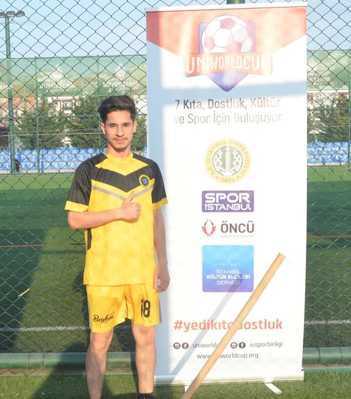 Uluslararası Futbol Turnuvasında İlk Galibiyet (7)