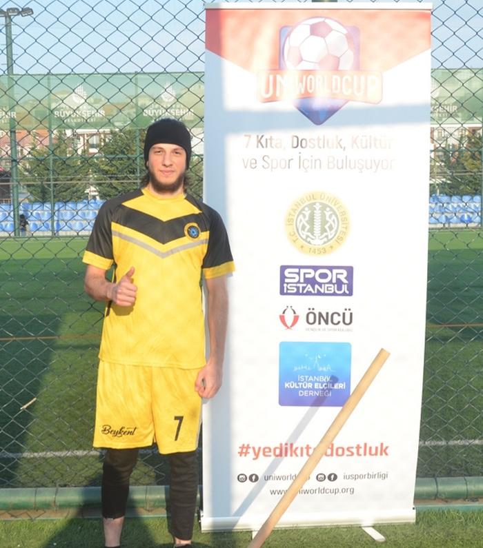 Uluslararası Futbol Turnuvasında İlk Galibiyet (8)