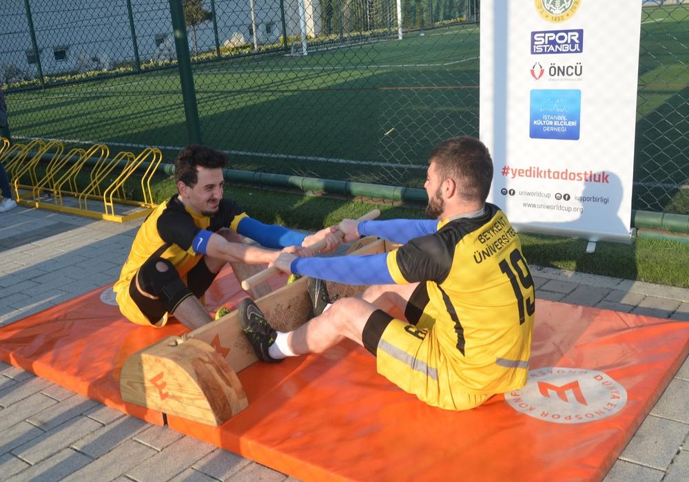 Uluslararası Futbol Turnuvasında İlk Galibiyet (9)